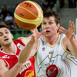20110219: SLO, Basketball - NLB League, KK Union Olimpija vs Cedevita