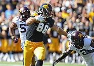 NCAA Football - Minnesota at Iowa - September 29, 2012