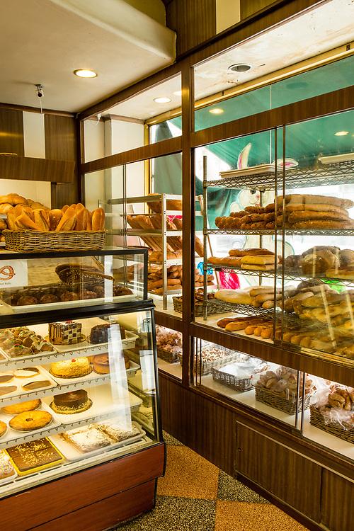 The interior of Caputo's Bake Shop in Brooklyn's Carroll Gardens.