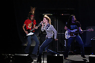 Silvertide performs at the Electric Factory August 21, 2004 in Philadelphia, Pennsylvania. (Photo by William Thomas Cain/Getty Images)