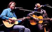 Robert Earl Keen & Bruce Robison at the Wellmont Theater, Montclair, NJ 10/31/2009.