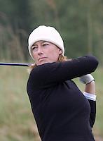 Biddinghuizen - Joan Kraats.  Voorjaarswedstrijd dames 2007 op Golfbaan Dorhout Mees. . COPYRIGHT KOEN SUYK