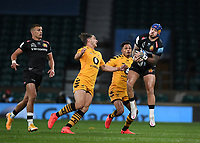 Rugby Union - 2019 / 2020 Gallagher Premiership - Final - Wasps vs Exeter Chiefs - Twickenham<br /> <br /> Exeter Chiefs' Jack Nowell claims a high ball.<br /> <br /> COLORSPORT/ASHLEY WESTERN