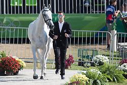 Johnstone Clarke, NZL, Balmoral Sensation<br /> Olympic Games Rio 2016<br /> © Hippo Foto - Dirk Caremans<br /> 05/08/16