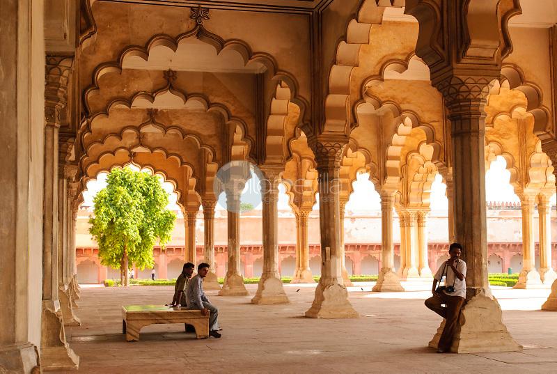 Fuerte Rojo-Agra-India ©Antonio Real Hurtado / PILAR REVILLA
