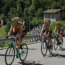 15-08-2020: Wielrennen: Il Lombardia: Como<br /><br />(213) Harper, Antwan Tolhoek, Koen Bouwman