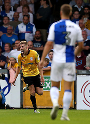 Josh Vela of Bolton Wanderers celebrates scoring a goal against Bristol Rovers - Mandatory by-line: Robbie Stephenson/JMP - 17/08/2016 - FOOTBALL - Memorial Stadium - Bristol, England - Bristol Rovers v Bolton Wanderers - Sky Bet League One