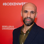 NLD/Amsterdam/20200307 - Boekenbal 2020, Abdelkader Benali