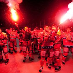 20110408: SLO, Ice Hockey - Slovenian Championships, HK Acroni Jesenice vs Tilia Olimpija, finals