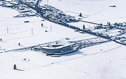 THEMENBILD - die TauernSPA Kaprun mit winterlicher Landschaft, aufgenommen am 5. Feber 2018 in Zell am See - Kaprun, Österreich // the TauernSPA Kaprun with winter landscape, Zell am See Kaprun, Austria on 2018/02/05. EXPA Pictures © 2018, PhotoCredit: EXPA/ JFK