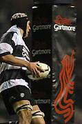 Twickenham, Surrey, 4th December 2004, The Gartmore Challenge Rugby Cup,  Barbarians vs New Zealand, RFU Stadium, England,<br /> Albert van den Berg<br /> <br /> [Mandatory Credit; Peter Spurrier/Intersport Images]
