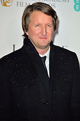 © Licensed to London News Pictures. 13/02/2016. TOM HOOPER attends the BAFTA Lancôme Nominees' Party held at Kensington Palace. London, UK. Photo credit: Ray Tang/LNP