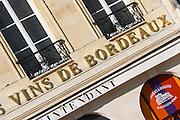 wine shop l'intendant allees tourny bordeaux france