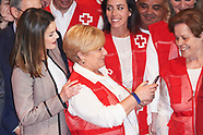 050818 Queen Letizia attends World Day of the Red Cross and Red Crescent