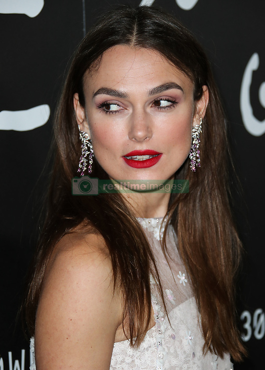 BEVERLY HILLS, LOS ANGELES, CA, USA - SEPTEMBER 14: Actress Keira Knightley arrives at the Los Angeles Premiere Of Bleecker Street Media's 'Colette' held at the Samuel Goldwyn Theater at The Academy of Motion Picture Arts and Sciences on September 14, 2018 in Beverly Hills, Los Angeles, California, United States. 14 Sep 2018 Pictured: Keira Knightley. Photo credit: Image Press Agency/MEGA TheMegaAgency.com +1 888 505 6342