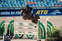 Fernandez Saro Manuel, ESP, U Watch<br /> FEI European Jumping Championships - Goteborg 2017 <br /> © Hippo Foto - Stefan Lafrenz
