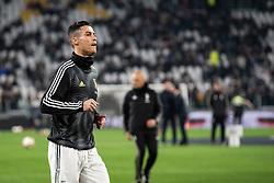 March 8, 2019 - Turin, Piedmont/Turin, Italy - Cristiano Ronaldo of Juventus during the Seria A Football Match: Juventus vs Udinese. Juventus won 4-1 at Allianz Stadium in Turin 8th march 2019 (Credit Image: © Alberto Gandolfo/Pacific Press via ZUMA Wire)