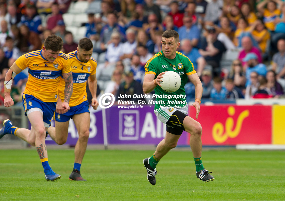 07-07-19. Meath v Clare - All-Ireland SFC Qualifier at O'Moore Park, Portlaoise..<br /> Shane McEntee, Meath.<br /> Photo: John Quirke / www.quirke.ie<br /> ©John Quirke Photography, Unit 17, Blackcastle Shopping Cte. Navan. Co. Meath. 046-9079044 / 087-2579454.