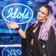 NLD/Amsterdam20160518 - 1e Liveshow Idols 5 2016, Eva Simons
