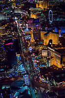 Las Vegas Strip Thoroughfare