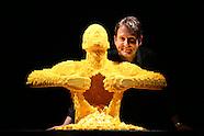 Nathan Sawaya Unveils His Blockbuster LEGO Sculpture Exhibition 'The Art of the Brick'
