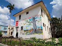 Cuba, Havana, Los Pocitos Community Project