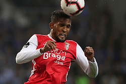 November 10, 2018 - Porto, Porto, Portugal - Sporting Braga's Brazilian forward Diego Sousa in action during the Premier League 2018/19 match between FC Porto and SC Braga, at Dragao Stadium in Porto on November 9, 2018. (Credit Image: © Dpi/NurPhoto via ZUMA Press)