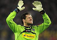 Fotball<br /> Tyskland<br /> 19.03.2010<br /> Foto: Witters/Digitalsport<br /> NORWAY ONLY<br /> <br /> Torwart Logan Bailly Gladbach<br /> <br /> Bundesliga 1. FC Köln - Borussia Mönchengladbach