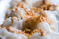 White Rose is a local speciality of Hoi An, Vietnam made from shrimp.