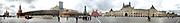 Moskou is de hoofdstad en met afstand de grootste stad van Rusland, voorheen van de Sovjet-Unie./// Moscow is the capital and by far the largest city of Russia, formerly the Soviet Union.<br /> <br /> Op de foto / On the photo:  Het Nationaal Historisch Museum , het Kremlin ,de Pokrovkathedraal en het Warenhuis GUM gezien vanaf het Rode Plein /// The National History Museum, the Kremlin, Saint Basil's Cathedral and the GUM Department Store as seen from Red Square