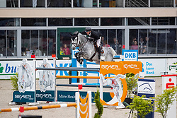 OPLATEK Andrzeij (POL), Stakkatan<br /> Hagen - Horses and Dreams 2019<br /> Preis der LVM Versicherung - CSI4* Quali. BEMER-RIDERS TOUR-Wertung<br /> 27. April 2019<br /> © www.sportfotos-lafrentz.de/Stefan Lafrentz