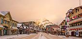 Banff Sunshine Town and Ski Resort