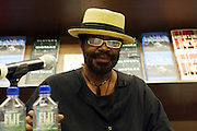"""Anthony Chisholm at the reading of ' Letters from Black America """" A Dramatic Reading with Editor Pamela Newkirk and actors Ruby Dee and Anthony Chisholm held at Barnes & Noble at 82nd Street on July 15, 2009 in New York City"""
