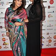Sarah Ali Choudhury is a Judge for ARTA attend Asian Restaurant & Takeaway Awards | ARTA 2018 at InterContinental London - The O2, London, UK. 30 September 2018.