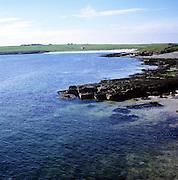 Coastal view, Westness coast, Papa Westray, Orkney Islands, Scotland