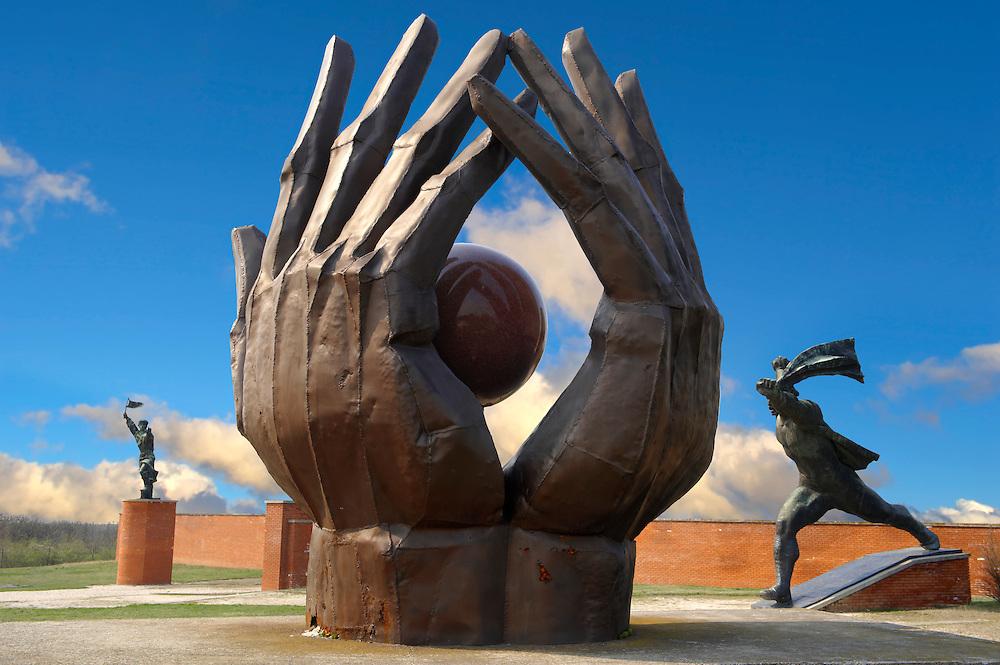 Workers Movement Memorial - Memento Sculpture Park ( Szobaopark ) Budapest, Hungary