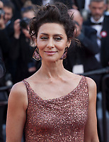 Actress Maria Fernanda Cândido at the The Traitor (Il Traditore) gala screening at the 72nd Cannes Film Festival Thursday 23rd May 2019, Cannes, France. Photo credit: Doreen Kennedy