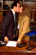 Argentinean age 33 and age 32 kissing with associate on company time harassment.  St Paul Minnesota USA