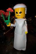 Lego girl