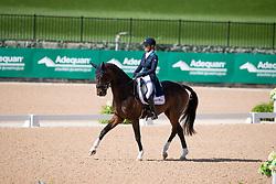 De Liedekerke-Meier Lara, BEL, Alpaga d'Arville<br /> World Equestrian Games - Tryon 2018<br /> © Hippo Foto - Dirk Caremans<br /> 14/09/2018