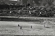 Football is not only football... Clarens, South Africa, 13 July 2010.