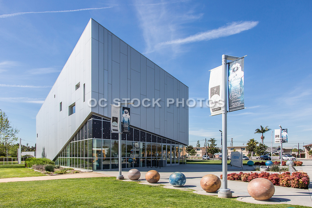 Columbia Memorial Space Center City of Downey