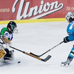 20110109: SLO, AUT, Ice Hockey - EBEL League, 37th Round