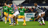 Preston North End's Sean Maguire can't find a way through <br /> <br /> Photographer Dave Howarth/CameraSport<br /> <br /> The EFL Sky Bet Championship - West Bromwich Albion v Preston North End - Tuesday 25th February 2020 - The Hawthorns - West Bromwich<br /> <br /> World Copyright © 2020 CameraSport. All rights reserved. 43 Linden Ave. Countesthorpe. Leicester. England. LE8 5PG - Tel: +44 (0) 116 277 4147 - admin@camerasport.com - www.camerasport.com