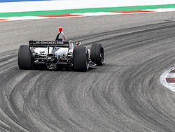 March 23, 2019 - Austin, Texas, U.S. - MARCO Andretti (98) of the United States goes through the turns during practice for the INDYCAR Classic at Circuit Of The Americas in Austin, Texas. (Credit Image: © Walter G Arce Sr Asp Inc/ASP)