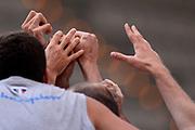 DESCRIZIONE : Trento Nazionale Italia Uomini Trentino Basket Cup Italia Austria Italy Austria<br /> GIOCATORE : mani<br /> CATEGORIA : mani fairplay pregame<br /> SQUADRA : Italia Italy<br /> EVENTO : Trentino Basket Cup<br /> GARA : Italia Austria Italy Austria<br /> DATA : 31/07/2015<br /> SPORT : Pallacanestro<br /> AUTORE : Agenzia Ciamillo-Castoria/Max.Ceretti<br /> Galleria : FIP Nazionali 2015<br /> Fotonotizia : Trento Nazionale Italia Uomini Trentino Basket Cup Italia Austria Italy Austria