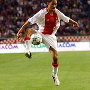 NLD/Amsterdam/20050731 - LG Amsterdam Tournament 2005, Ajax - Boca Juniors, Steven Pienaar