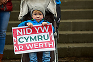2020-11-21 Cymdeithas yr Iaith Gymraeg Demo