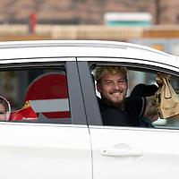 McDonald Drive Thru Opens 02.06.20
