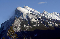 Mount Rundle, Banff National Park, Alberta, Canada   Photo: Peter Llewellyn